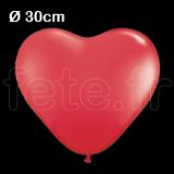 BALLON - LATEX - DECO - 30cm