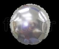 Ballon - Mylar - Rond - Brillant - Uni - Ø 48cm ASSORTIMENT