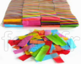 CONFETTIS - SCENE - PAPIER - RECTANGLE - 1Kg