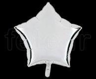Ballon - Mylar - Etoile - Brillant - Uni - 45cm ARGENT