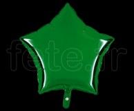 Ballon - Mylar - Etoile - Brillant - Uni - 45cm SAPIN