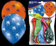 Ballon - Latex - Fantaisie - Ø30cm ARTIFICE