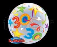 Ballon - Bubble - Fantaisy - Sphérique - 56cm 30