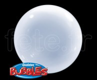 Ballon - Bubble - Déco - Sphérique - TRANSPARENT-61cm