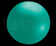 Ballon - Chloroprene - Unis - Mat - 1.20m VERT SAPIN