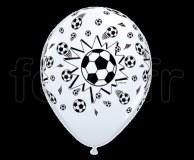 Ballon - Latex - Déco - Mat - 30cm FOOT
