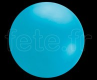 Ballon - Chloroprene - Unis - Mat - 2.40m TURQUOISE