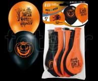 Ballon - Latex - Fantaisie - Ø30cm HALLOWEEN