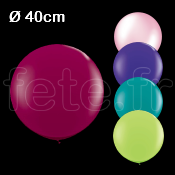 BALLON en LATEX - 40cm