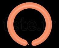 Ballon - Modelling - Unis - Mat - 260 ORANGE