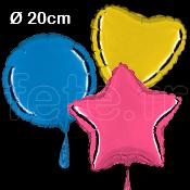 BALLON - MYLAR - 20cm