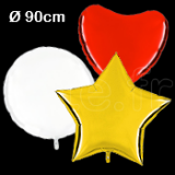 BALLON - MYLAR - 90cm