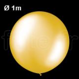 BALLON - Géant - 1m - NACRE
