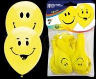 Ballon - Latex - Fantaisie - Ø30cm SMILE