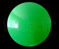 BALLON - CAPTIF - VINYLE (PVC) - Unis - SPHERE - ø 2m50 VERT