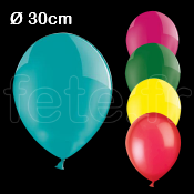 BALLON - LATEX - CRISTAL