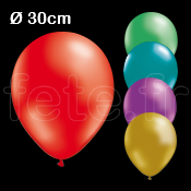 BALLON - LATEX - NACRE