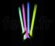 BIG STICK - Fluo - Unicolore - Baton - 30cm X 15mm - ASSORTIS