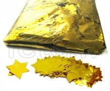 Confettis - Scene - Etoile - Metal - Ø 55mm OR