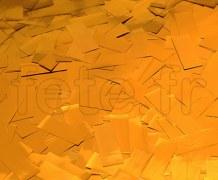 Confettis - Scene - Rectangle - Metal - Ø 55mm - OR