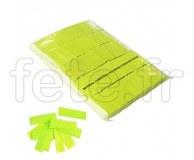 Confettis - Scene - Rectangle - Papier - Ø 55mm - VERT