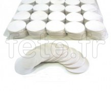 Confettis - Scene - Rond - Papier - Ø 55mm - BLANC