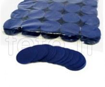Confettis - Scene - Rond - Papier - Ø 55mm - BLEU