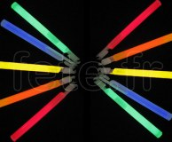EASY-LIGHT - Batonnet - Fluo - Fermoir - 15cm X 11mm - ASSORTIS