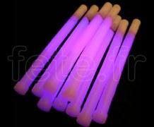 EASY-LIGHT - Batonnet - Fluo - Fermoir - 15cm X 11mm - VIOLET