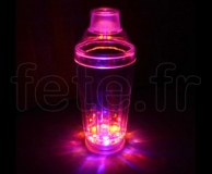 SHAKER - Lumineux à 6 LED - Rainbow Système - Fixe / Clignotante MULTICOLORE
