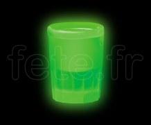 Shooter - Verre - Fluo - 4.4cl - VERT