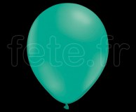 50 Ballons - Latex - Unis - Mat - Ø30cm EMERAUDE