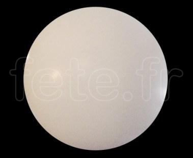 BALLON - VINYLE (PVC) - MIROIR - Unis - SPHERE - ø 1m