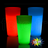 VERRE Fluo Lumineux