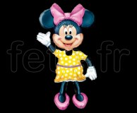 Ballon - Marcheur - MINNIE