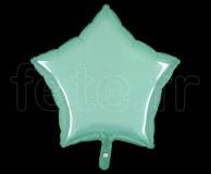 Ballon - Mylar - Etoile - Brillant - Uni - 45cm CIEL