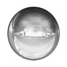 Ballon - Mylar - Sphérique - Miroir - Uni - Ø 40cm
