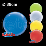 BUBBLE - SPHERIQUE - UNI - ( Lot de 4 )