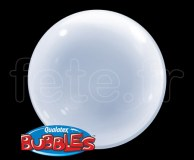 Ballon - Bubble - Déco - Sphérique - TRANSPARENT-51cm