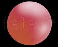 Ballon - Chloroprene - Unis - Mat - 2.40m ROUGE