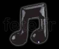 Ballon - Mylar - Forme - Deco - Ø 75cm DOUBLE-CROCHE