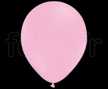 100 Ballons - Latex - Unis - FLUO - Ø30cm