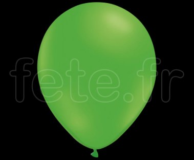 100 Ballons - Latex - Unis - FLUO - Ø30cm