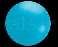 Ballon - Chloroprene - Unis - Mat - 1.20m TURQUOISE