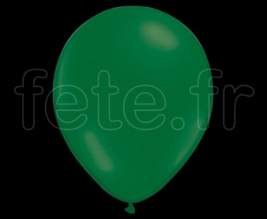 100 Ballons - Latex - Unis - Mat - Ø30cm