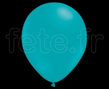 100 Ballons - Latex - Unis - Mat - Ø30cm