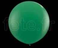 Ballon - Latex - Unis - Mat - Ø60cm VERT