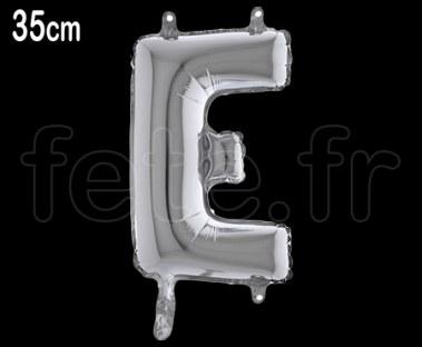 Ballon - Lettre - Métal - - H35cm