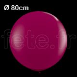 BALLON en LATEX - 80cm