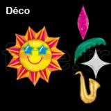 MYLAR - DECO - Forme
